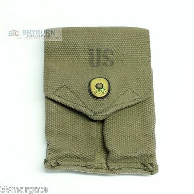 US Army Vietnam M1911.45 Mag Pouch - Original (Not Repro)
