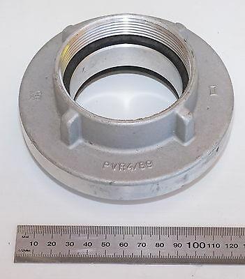 "Storz 75mm to 75mm BSP Fire Hose to Tank Adapter 3"" Fitting Coupling 75B  *NEW*"