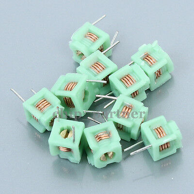 50pcs 3.5T Variable Inductors,Coil adjustable MD0505 5*5-3.5T
