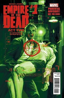 Empire Of The Dead Act Two #1 (NM) `14 Romero/ Talajic