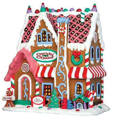 Lemax - 45771 - Gingerbread House, Caddington Village, Weihnachtsdorf