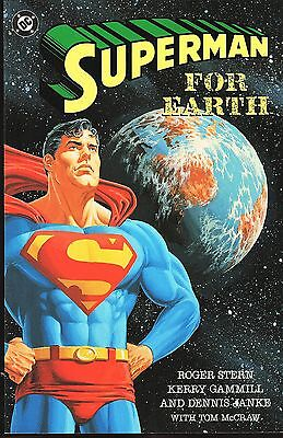 Superman: For Earth / US GN / Roger Stern Kerry Gammill