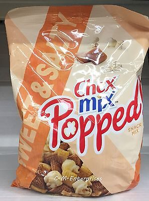 Chex Mix Popped Sweet & Salty Snack Mix 9 oz