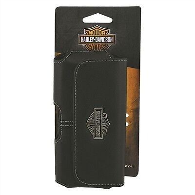 Harley Davidson Leather Riding Case 7717 for Samsung Galaxy S7 Edge