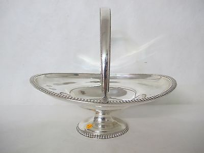 Magnificent And Very Large Tiffany And Co. Sterling Silver Brides Bowl