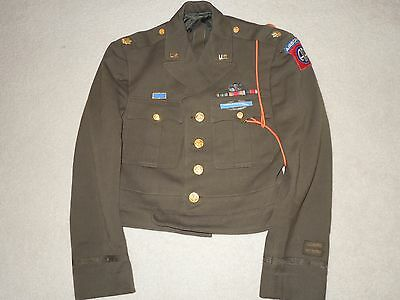 Are not Nd airborne class a uniform