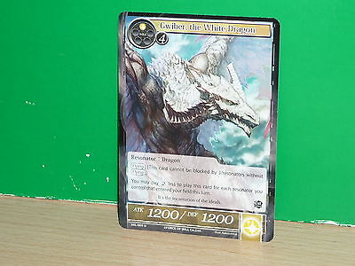 FOW Force of Will - SKL-009 Gwiber, the White Dragon