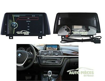 Lecteur Dvd Autoradio Bmw Serie 1 F20 Gps Navigation Multimedia Hl8840Gb Hl8840-