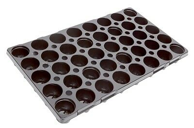 Modular Tray 40 Holes/Cells - Pack of 50 seed/plug trays (VCY74897P)