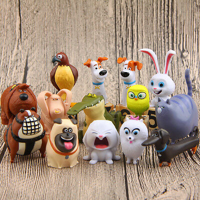 The secret life of pets mini figurines series 2 blind bags for Tattoo secret life of pets
