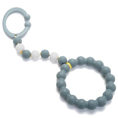 Chewbeads Stroller Toy - Grey
