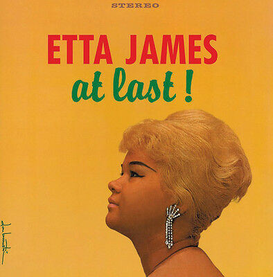 Etta James At Last Lp Vinyl New 33Rpm