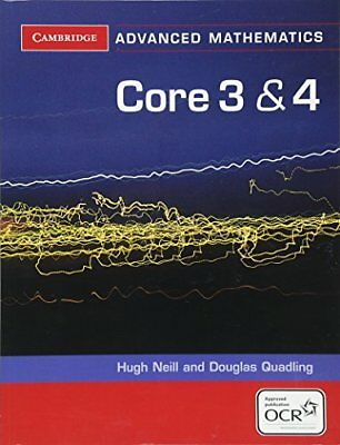 Core 3 and 4 for OCR-D.A. Quadling, Hugh Neill