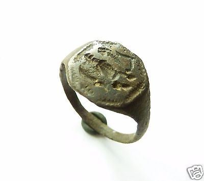 Ancient medieval ring (314)  .