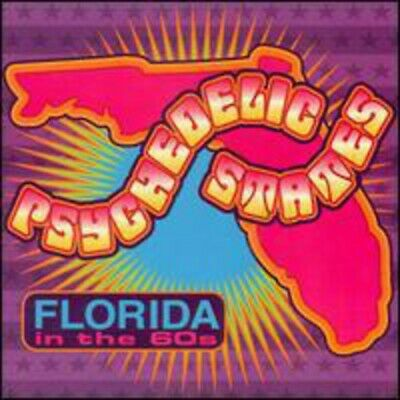 Various Artists - Psychedelic States: Florida In The 60's, Vol. 1 [New CD]