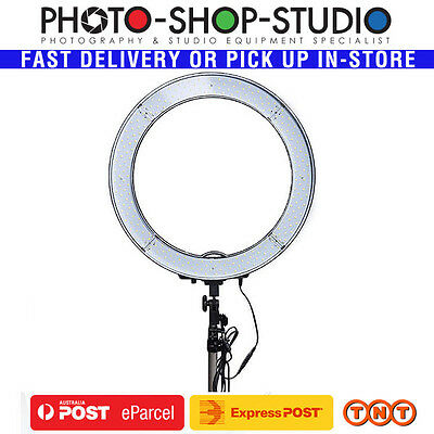 Mettle Ring LED Light RL-18 with Phone Mount 5500K Halo Beauty Makeup Youtube