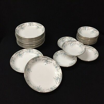 24 pcs. Imperial China 'Seville' W. Dalton Bowls