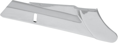 Drag Specialties Rear Lower Belt Guard Cover Chrome 1202-0088