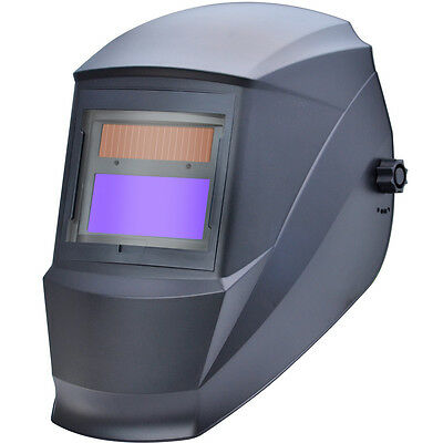 Antra® AH6-220-0000 Solar Power Auto Darkening Welding Helmet Shade 4/5-9/9-13