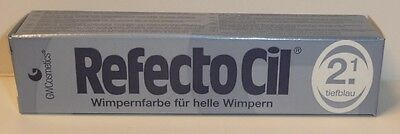 Refectocil Wimpernfarbe 2.1 tiefblau     15ml