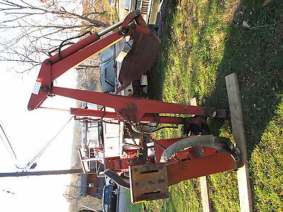 Ditch Witch Backhoe Attachment will also fit Bobcat Skid Steer Loader