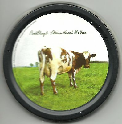 PINK FLOYD atom heart 2003 circular STASH TIN no longer made IMPORT official