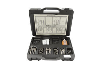 WURTH TIME SERT MINI MASTER KIT M6 M8 M10 THREAD REPAIR Tap Drill Tool Inserts.