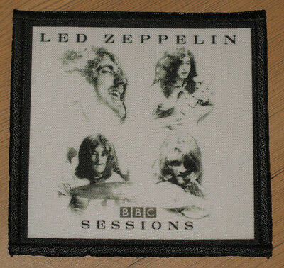"LED ZEPPELIN ""BBC SESSIONS"" silk screen PATCH"