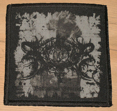 "XASTHUR ""SUBLIMINAL GENOCIDE"" silk screen PATCH"