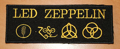 LED ZEPPELIN woven PATCH (3)