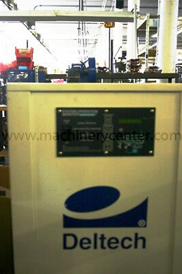 425LB DELTECH REFRIGERATED AIR DRYER '04 Model # 425