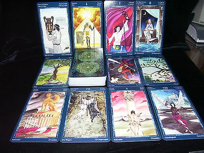 Sealed & Brand New! Tarot Of The Mystic Spiral Tarot Deck Oracle Divination