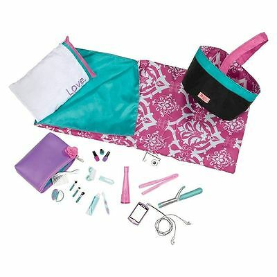 Our Generation Doll Sleepover Party Accessory Set