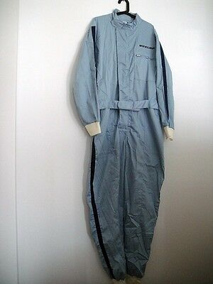 Dunlop Racing Suit Goodwood Vintage Car F1 Le Mans SURTEES HILL CLARK McLAREN...