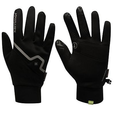 Karrimor Mens Xlite Thermal Running Gloves Hands Protection Training Sports