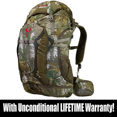 Badlands Sacrifice Hunting Backpack for Rifle or Bow  (Realtree AP Xtra) BSACAPX