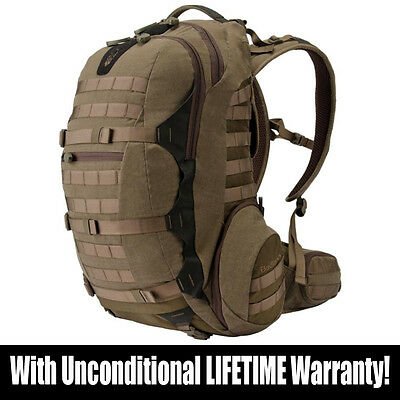 Badlands RAP18 Lightweight Tactical Backpack (Serengeti Tan) w. MOLLE, BTRAP-18