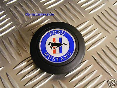Ford Mustang Hupenknopf Horn Button Momo Raid Nardi BBS US car V8 Shelby GT500