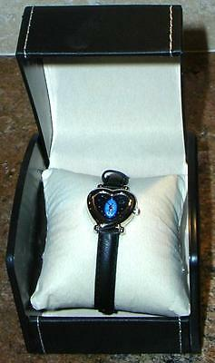 Tolkien ~ LORD OF THE RINGS ~ LADIES ~ HEART SHAPED TREE OF VALINOR WRISTWATCH