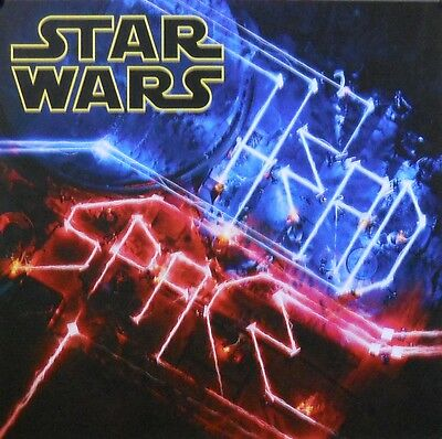 """Star Wars Scout Trooper Space Hero Hot Movie Game poster 17/""""x13/""""  SW061"""