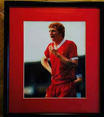 David Fairclough Liverpool Signed And Framed Free P+P Was £35 Now £20.00