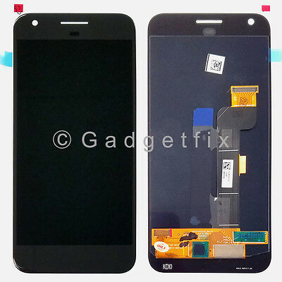 "US OEM Google Pixel XL 5.5"" Display LCD Screen Touch Screen Digitizer + Adhesive"