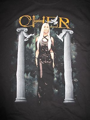 CHER The Colosseum CAESARS PALACE Las Vegas Residency Show Concert (3XL) T-Shirt