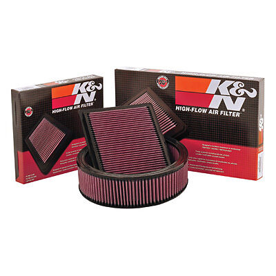 K&N High Flow Air Filter For Mk4 Renault Clio 0.9 / 1.2 TCE Turbo - 33-3007