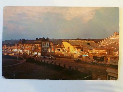 The Illuminations Barry Island Funfair Rollercoaster Postcard (PT23744)