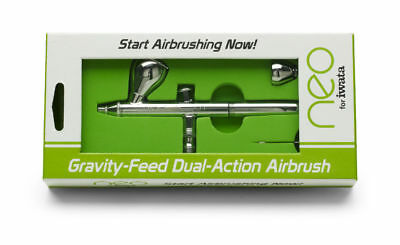 Iwata Neo for Iwata CN Gravity Feed Airbrush IW-NEO-CN - 5 year warranty
