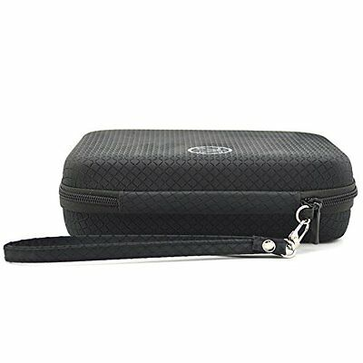 Black Hard Carry Case TomTom Go 5200 5100 Go 520 510 Go 51 5'' GPS Sat Nav