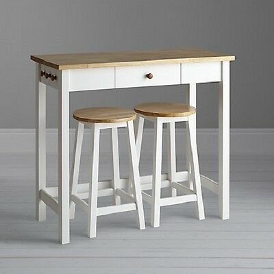 John Lewis Breakfast Bar Table And Chairs 163 47 00