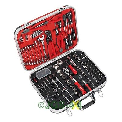 Sealey AK7980 Mechanic's Tool Kit 136pc With Carry Case