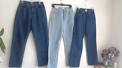 Nwt Size 10 Lot Of 3 Relax Fit Jeans By Natural Reflections - Bass Pro Shops